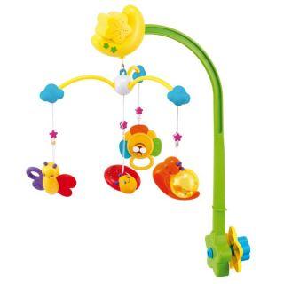 Музикална играчка за легло Spring Meadow - CANPOL