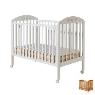 Дървено легло Nora 60/120см