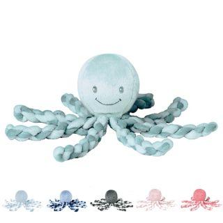 Плюшена играчка Octopus - Nattou