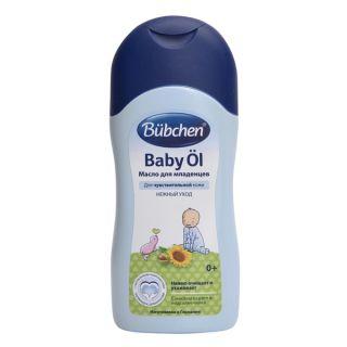 Бебешко олио - BUBCHEN