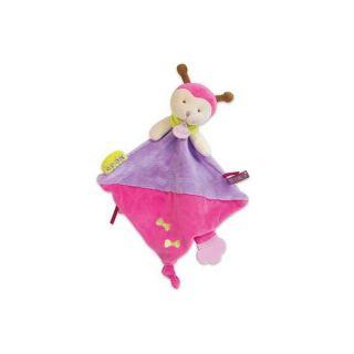 Занимателна играчка Калинка с гризалка - BabyNat