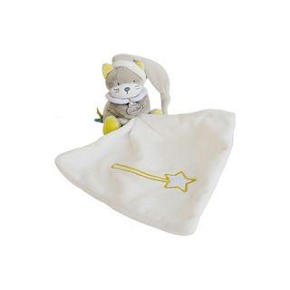 Луминесцентна играчка с кърпичка за гушкане - BabyNat