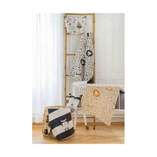 Памучно одеяло - Енот