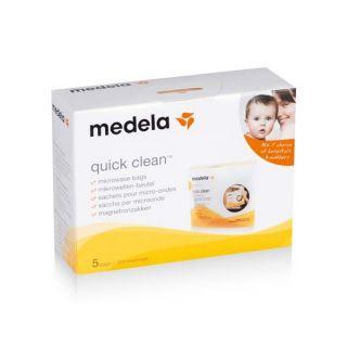 Пликчета за микровълнова стерилизация Medela