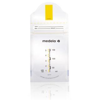 Пликчета за замразяване на кърма MEDELA