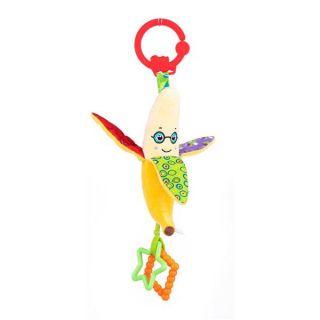 Плюшена играчка за количка Банана Banana - Bali Bazoo
