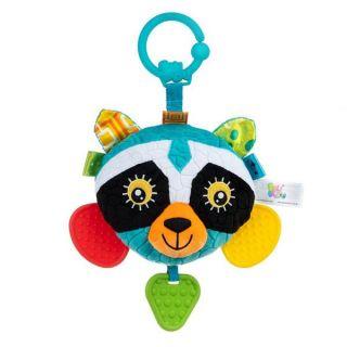 Плюшена играчка за количка Енот Max - Bali Bazoo