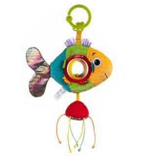 Плюшена играчка за количка Рибка Goldie - Bali Bazoo