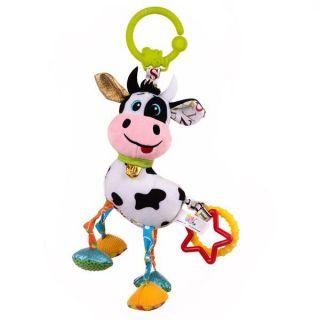 Плюшена вибрираща играчка Крава Caesar - Bali Bazoo
