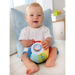 Плюшена образователна топка - HABA