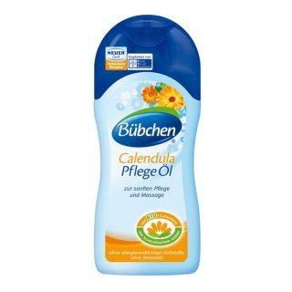 Бебешко (поддържащо) олио 200мл - Bubchen
