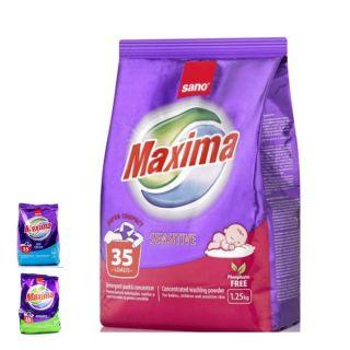 Перилен препарат Sano Maxima - 35 пранета