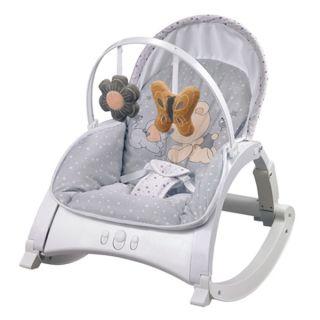 Бебешки шезлонг 2в1 - Enjoy