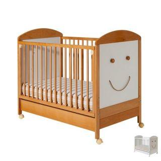 Дървено легло Smile 60/120см