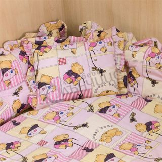 Спален комплект Happy Bear Розов