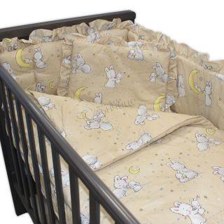 Спален комплект от седем части - Baby Bunny