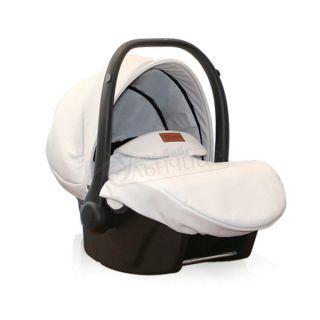 Стол за кола - кошница ROYAL White - NIO