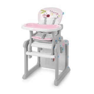 Стол за хранене 2в1 CANDY - BABY DESIGN