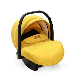 Стол за кола - кошница ELITE Mustard - NIO