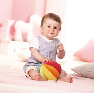 Текстилна топка Дъга - HABA