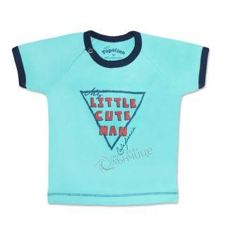 Блуза с къс ръкав - Little Man