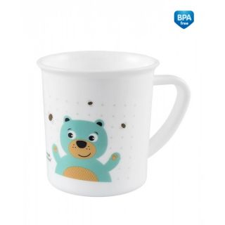 Пластмасова чаша Cute Animals - CANPOL