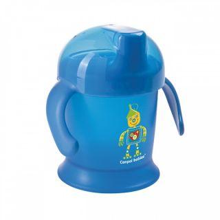 Нетечаща чаша с капак CANPOL