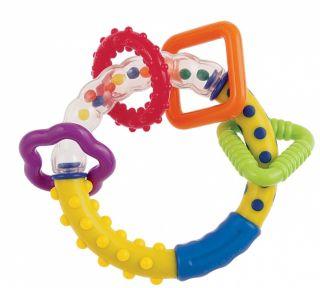 Дрънкалка Colorful Rings - CANPOL