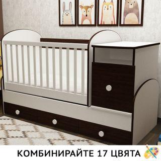 Трансформиращо легло-люлка Алекс 1
