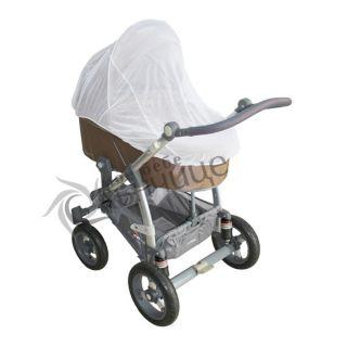 Комарник за бебешка количка