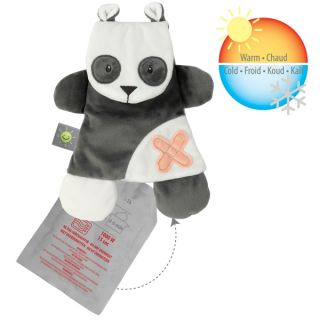 Възглавничка против колики 2в1 Cuddly Panda - Nattou