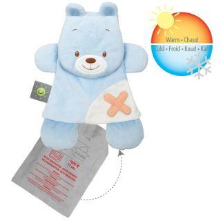 Възглавничка против колики 2в1 Cuddly Bear - Nattou