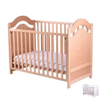 Дървено легло Velko 60/120см