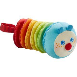 Вибрираща играчка Гъсеничка - HABA