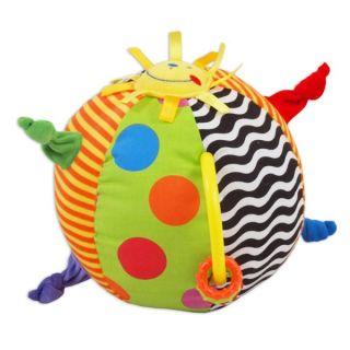 Плюшена играчка Шарената топка - BABY MIX