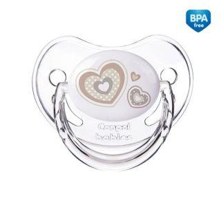 Силиконова ортодонтска залъгалка Newborn Baby - CANPOL
