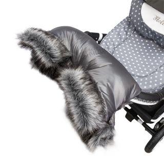 Зимна ръкавица за бебешка количка