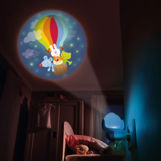 Нощна лампа Приказен град - Haba