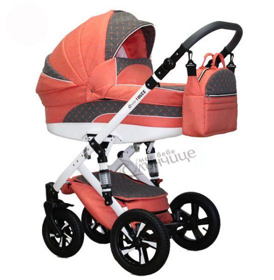 Бебешка количка VOGUE CORAL - NIO
