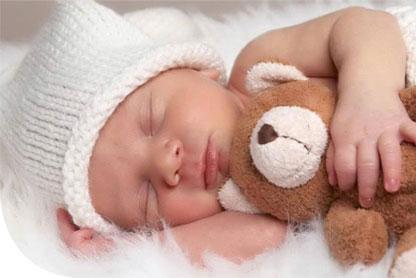 Списък за новородено бебе