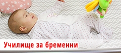 Училище за бременни жени и млади родители