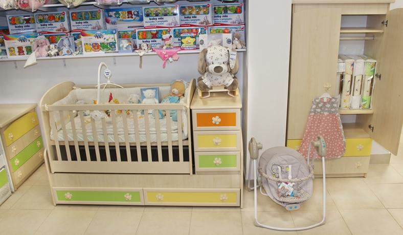 Бебешки магазин Слънчице